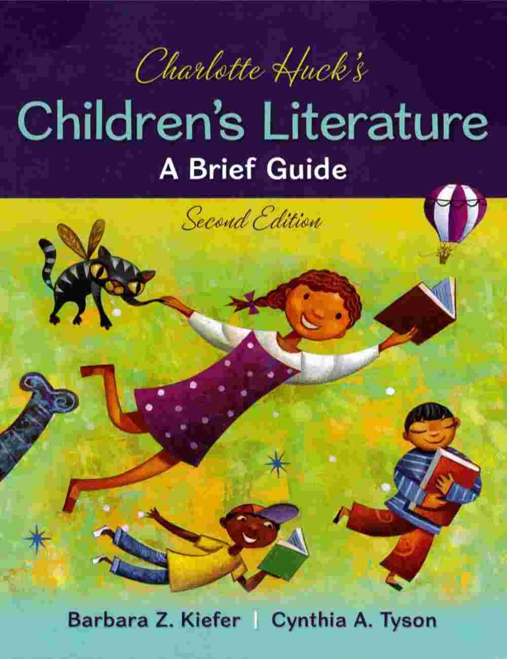 Charlotte Huck's Children's Literature: A Bri