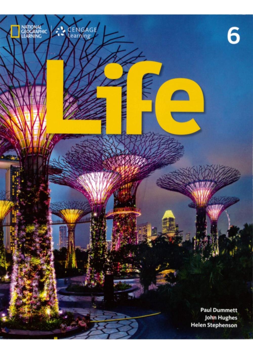 Life (6) SB with Online Workbook