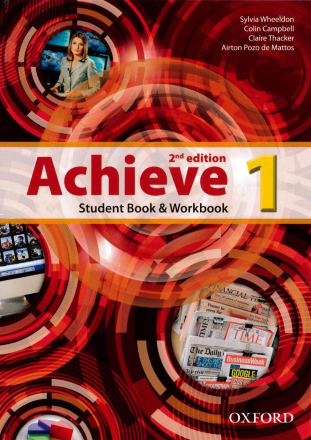 Achieve (1) Student Book & Workbook(2/e)