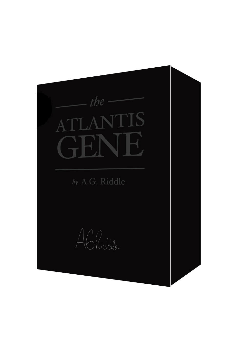 亞特蘭提斯.基因(首批限量基因進化書盒板)