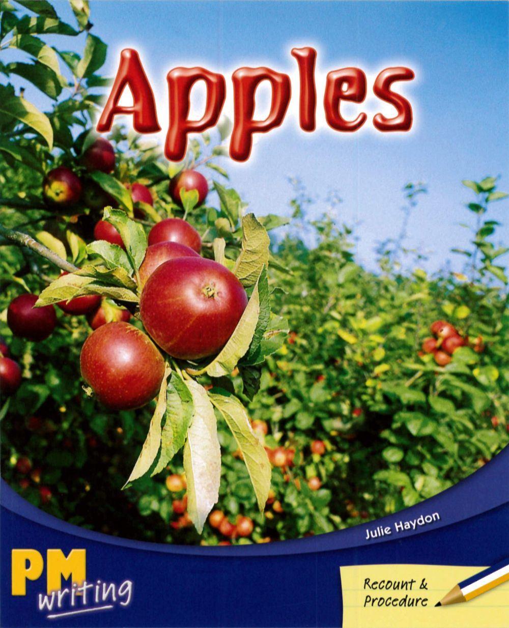 PM Writing 3 Purple Gold 20 21 Apples
