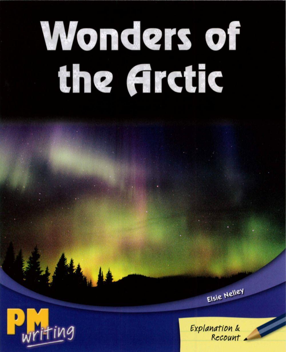 PM Writing 4 Sapphire 30 Wonders of the Arcti