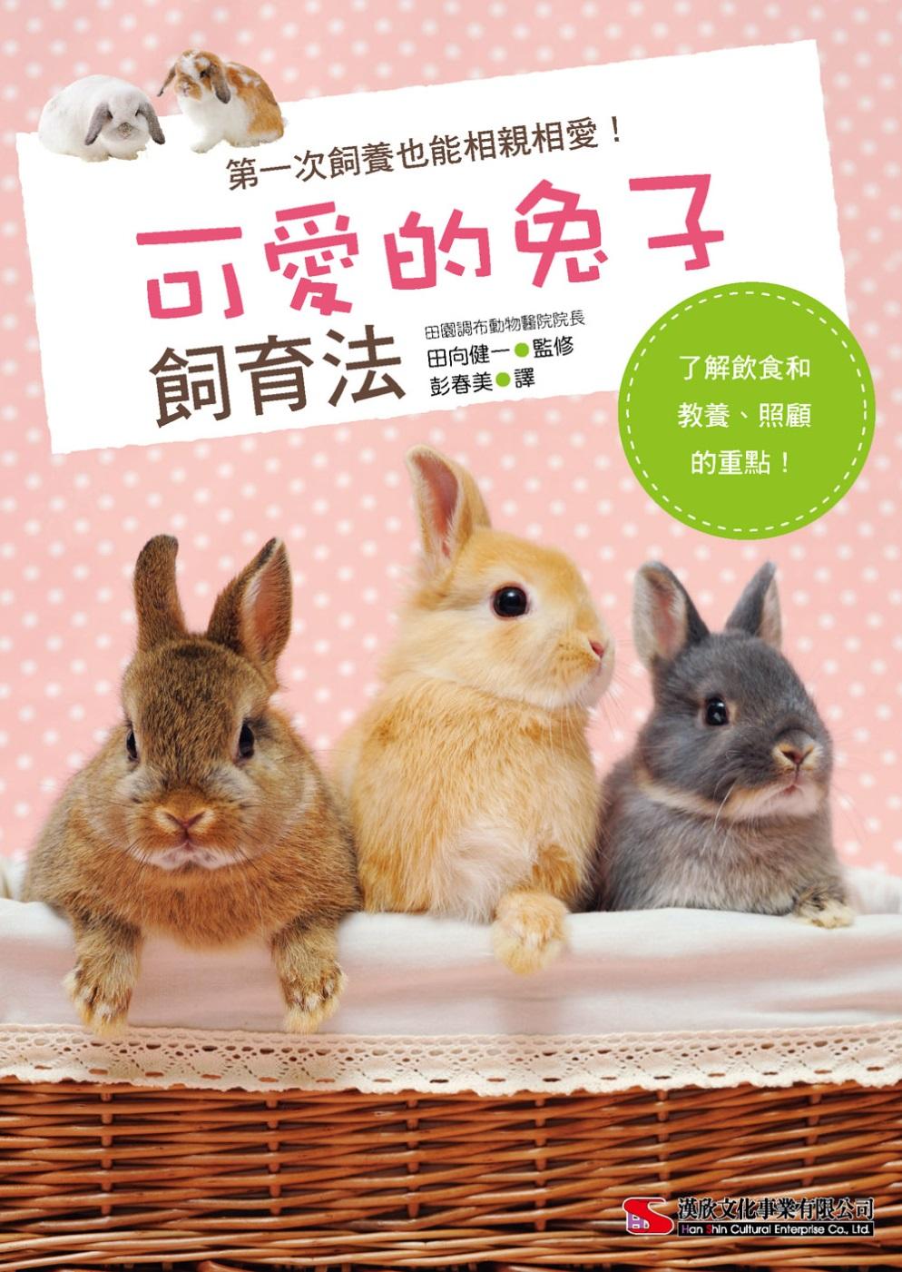可愛的兔子飼育法