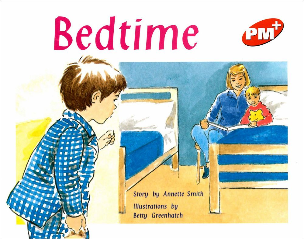 PM Plus Red ^(4^) Bedtime