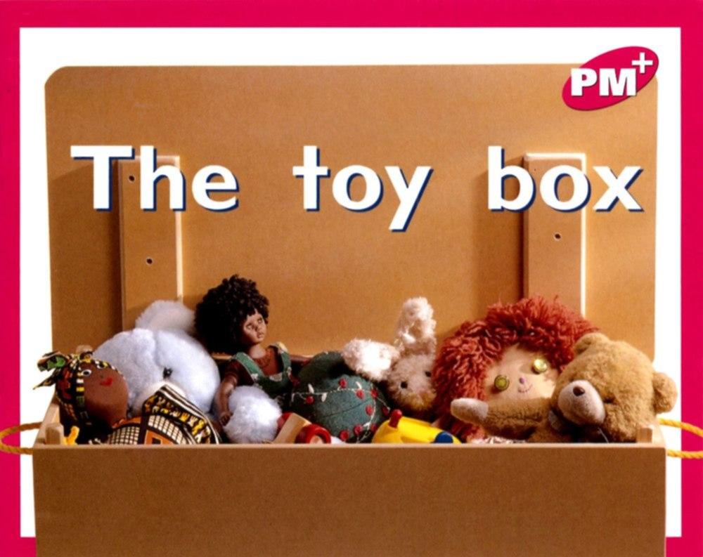 PM Plus Magenta ^(2^) The Toy Box