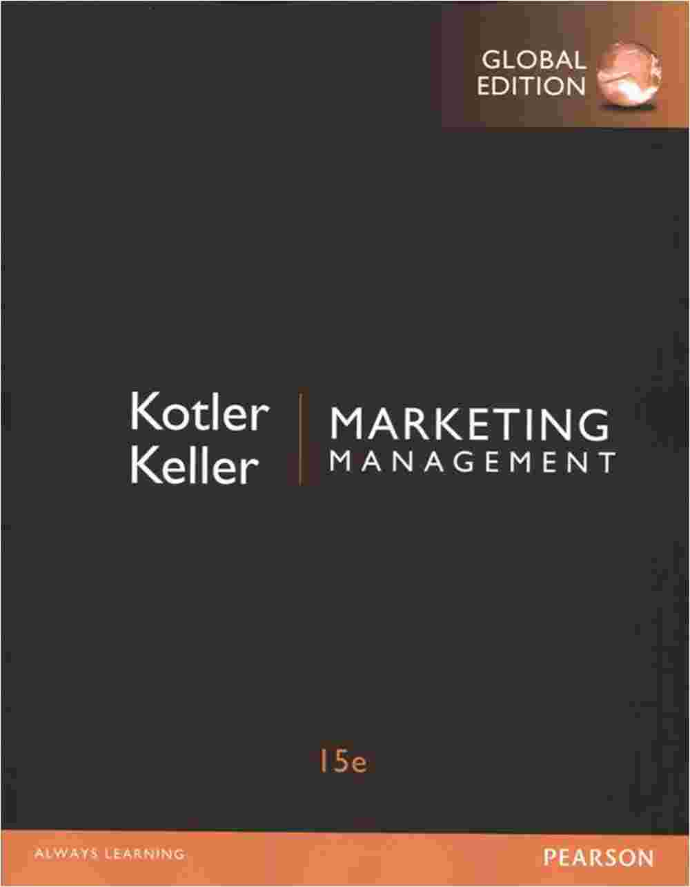Marketing Management(GE)(15版)