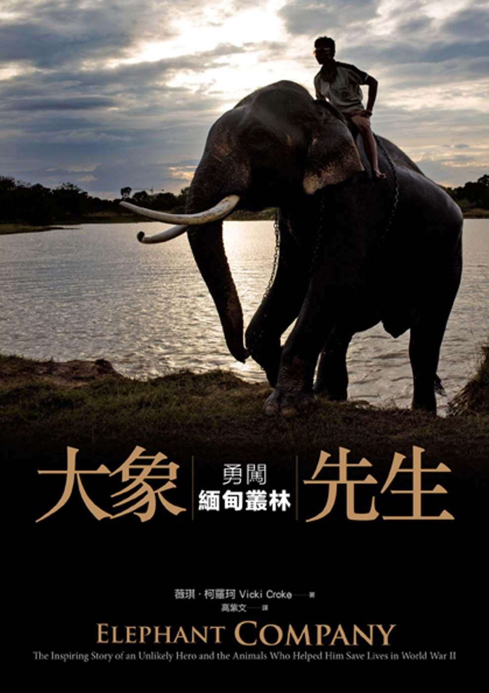 大象先生:勇闖緬甸叢林