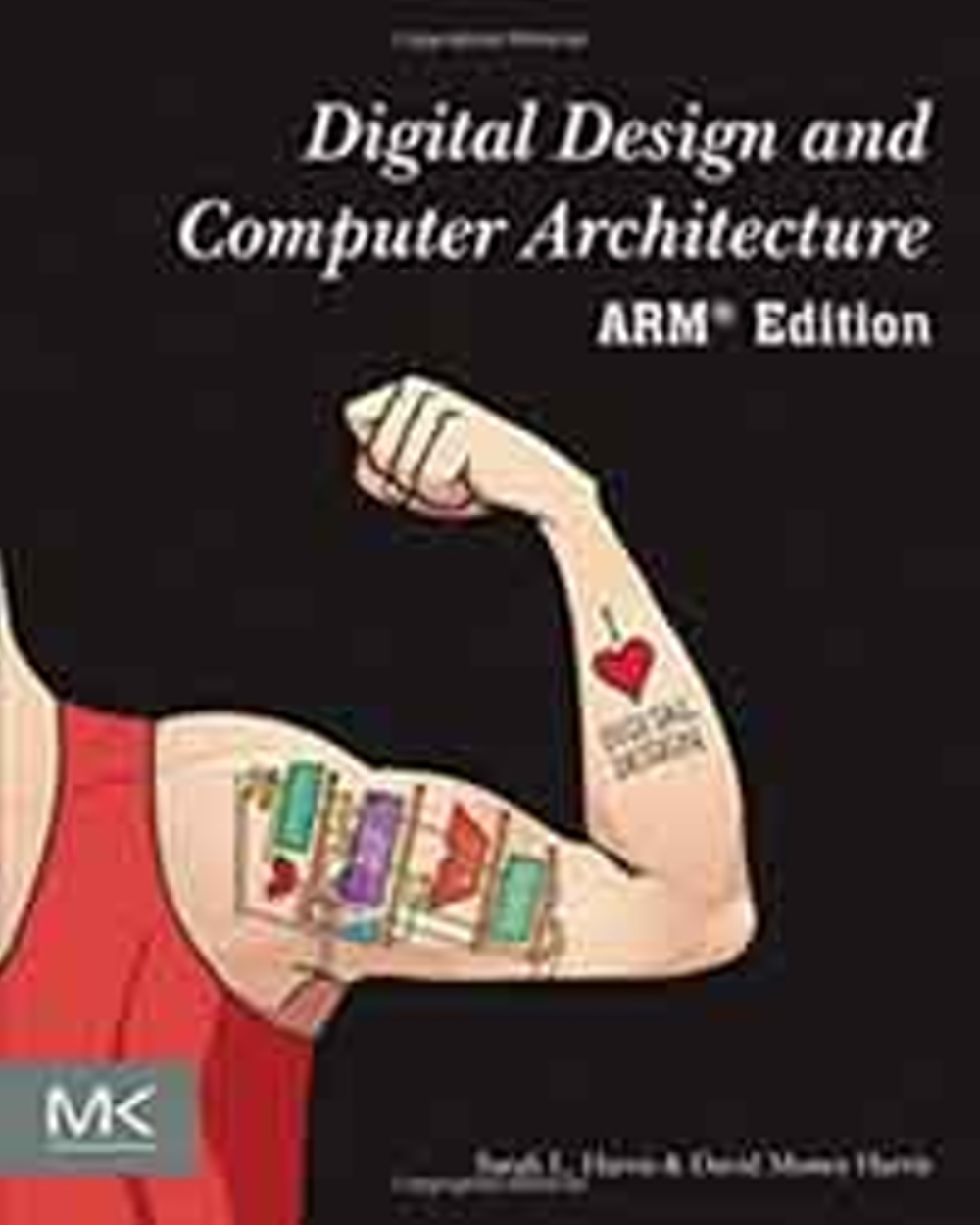 DIGITAL DESIGN AND COMPUTER ARCHITECTURE  ARM