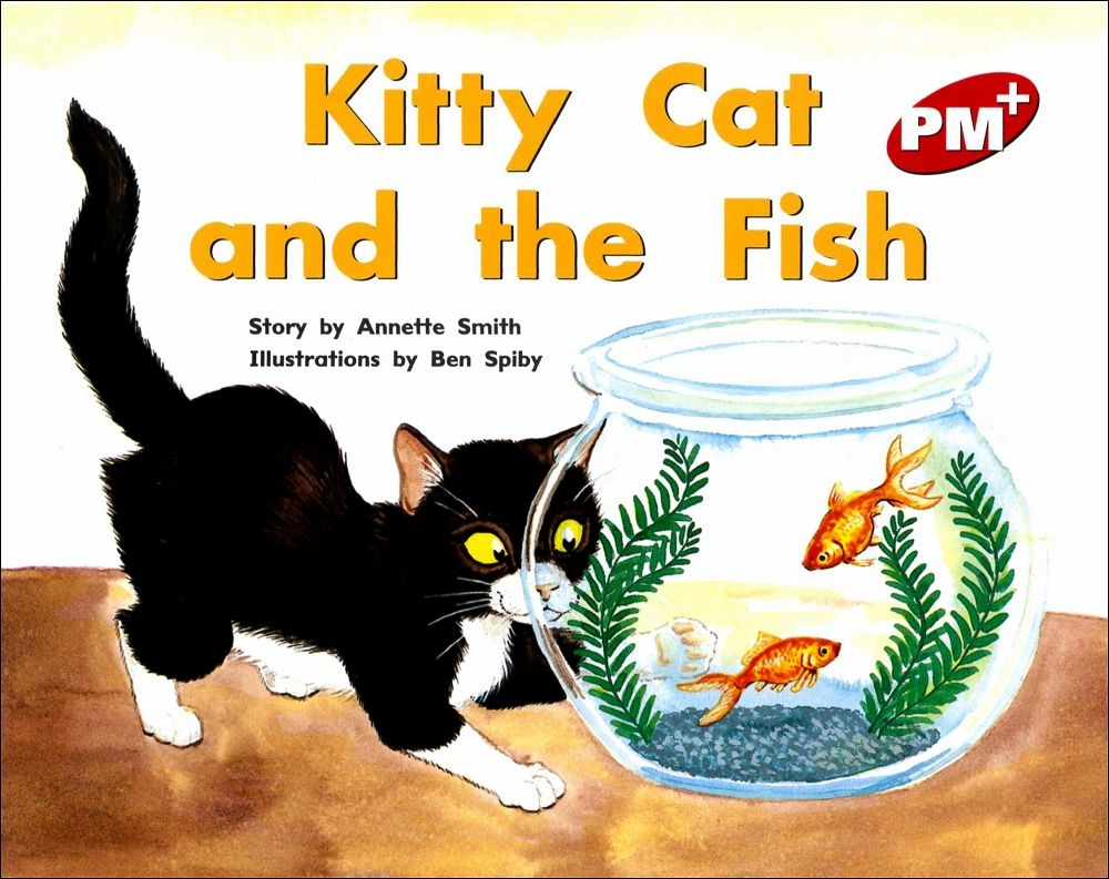 PM Plus Red ^(5^) Kitty Cat and the Fish