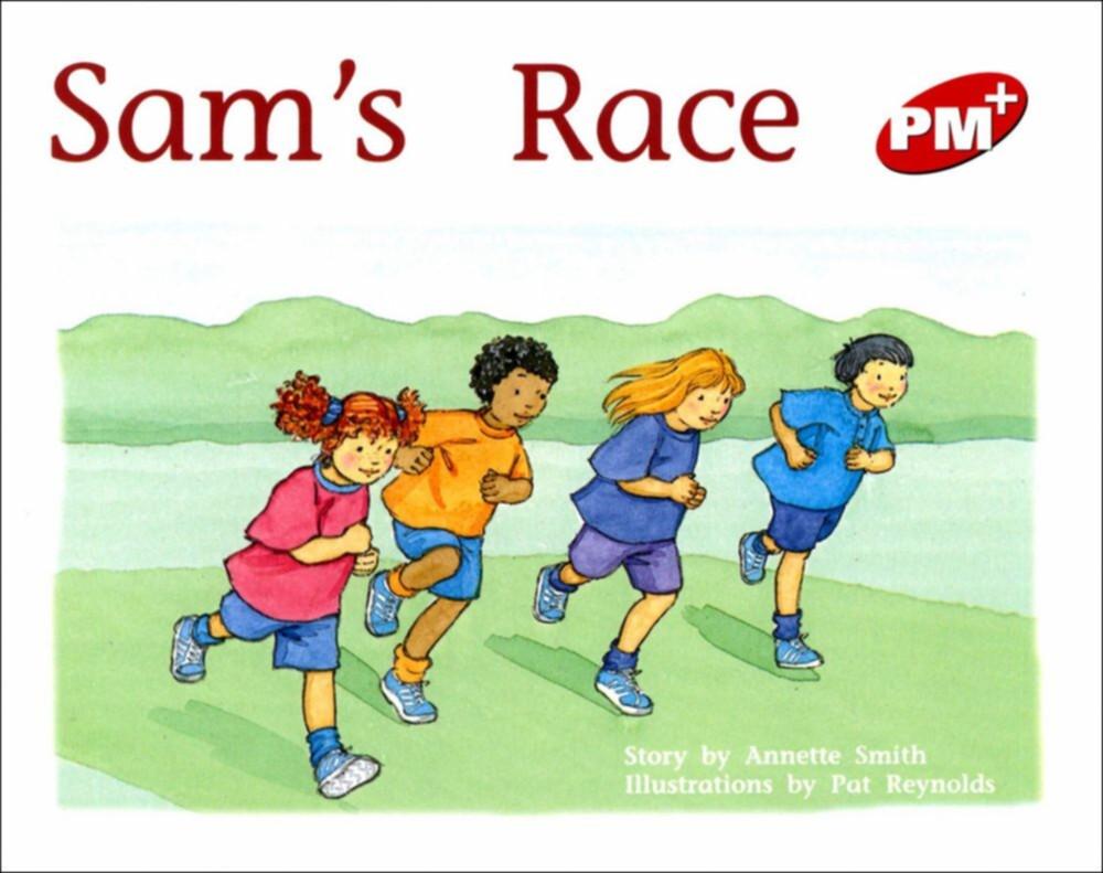 PM Plus Red ^(4^) Sam's Race