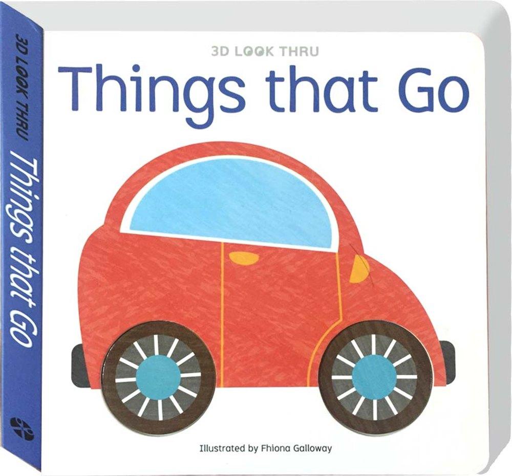 3D LOOK THRU:Things that Go