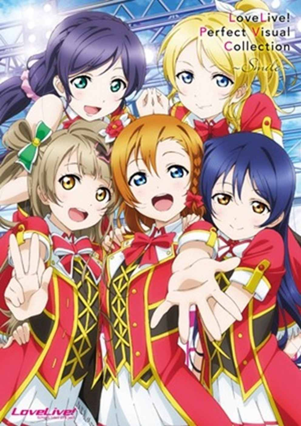 LoveLive^! Perfect Visual Collection^~Smile^~