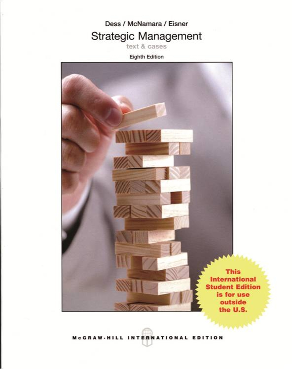 Strategic Management: Text and Cases(8版)