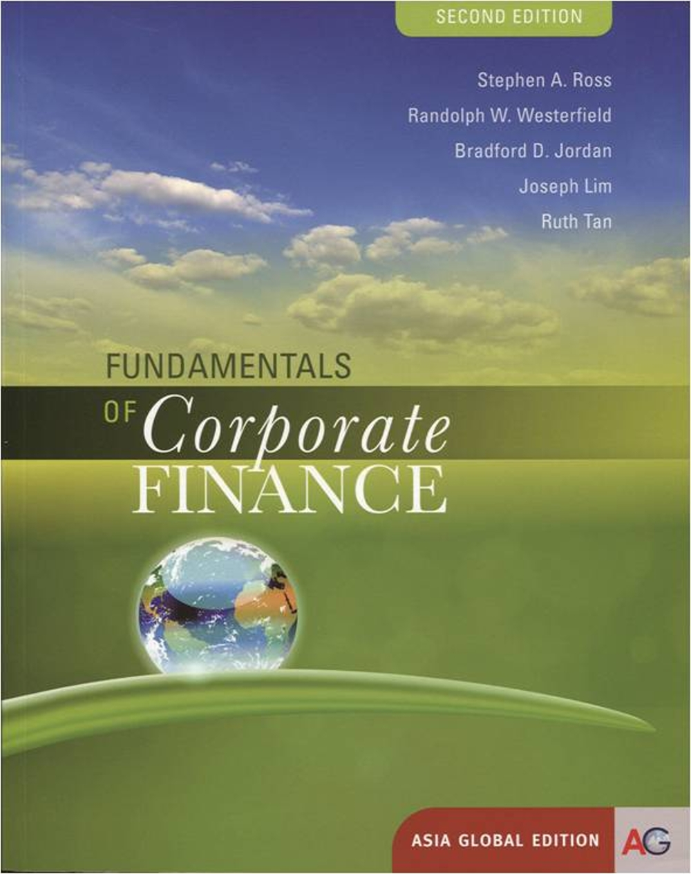 Fundamentals of Corporate Finance (Asia Global Edition)(2版)