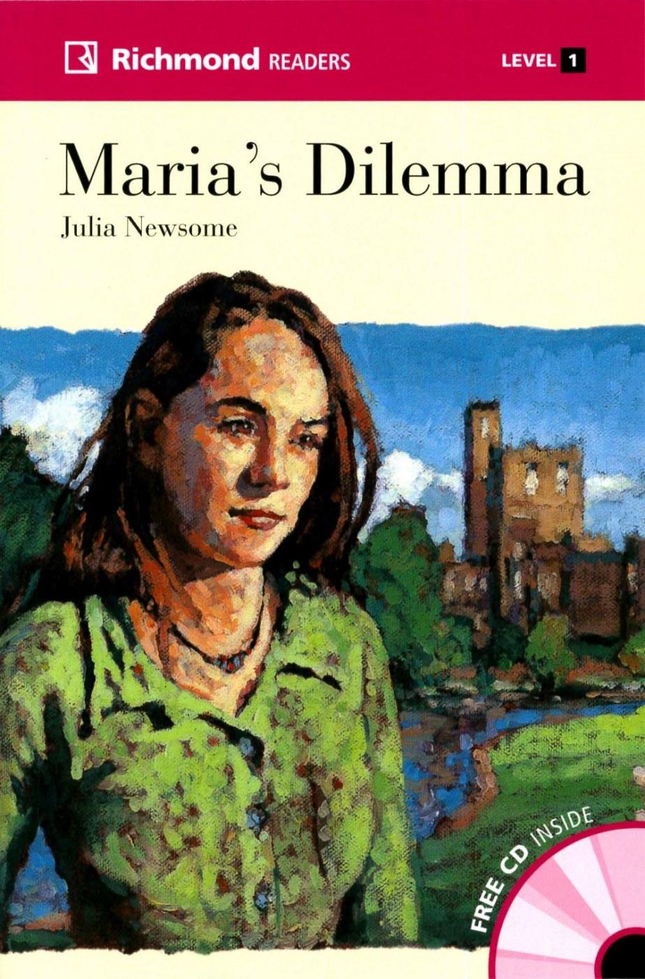 Richmond Readers  1  Maria's Dilemma with Aud