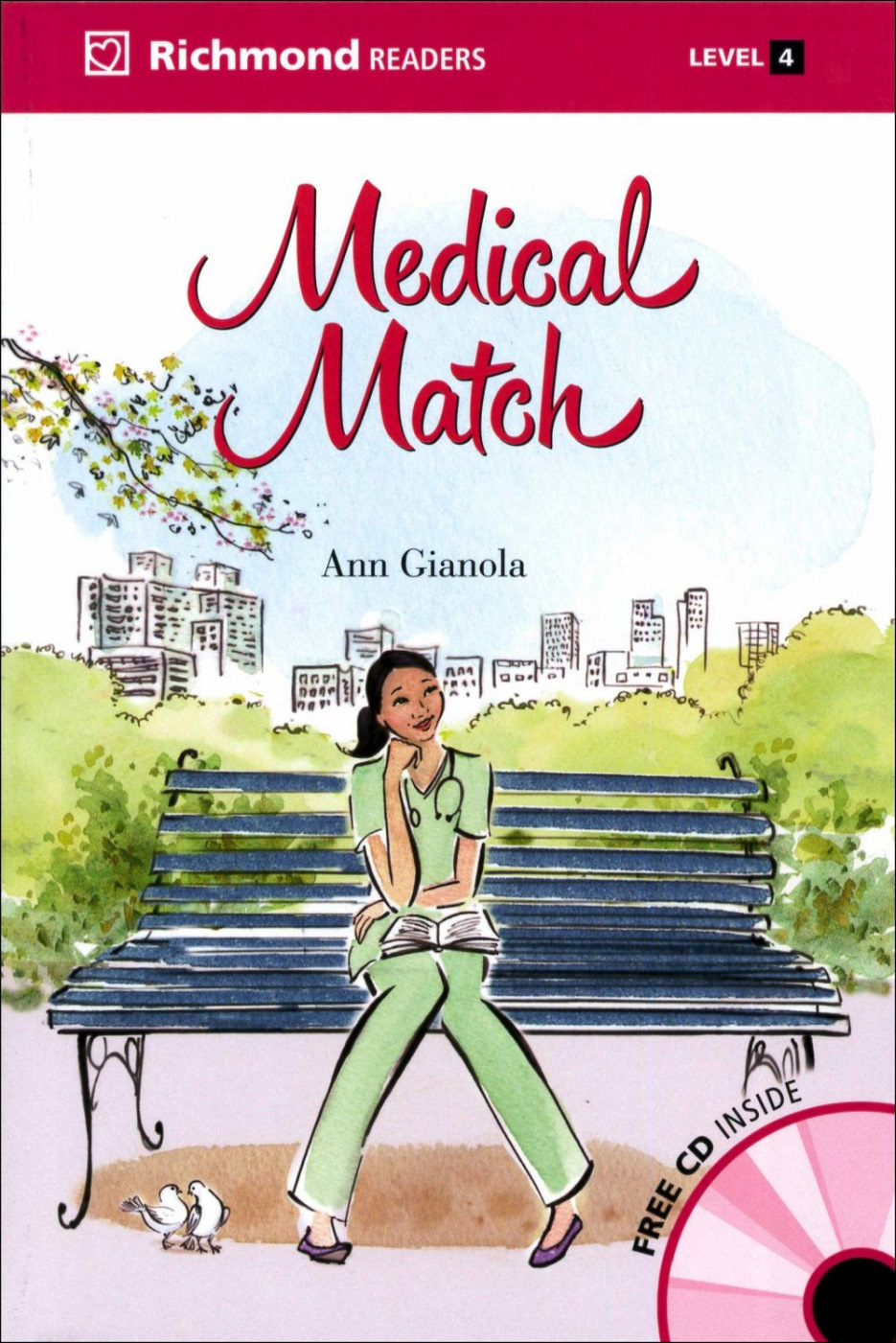 Richmond Readers  4  Medical Match with Audio