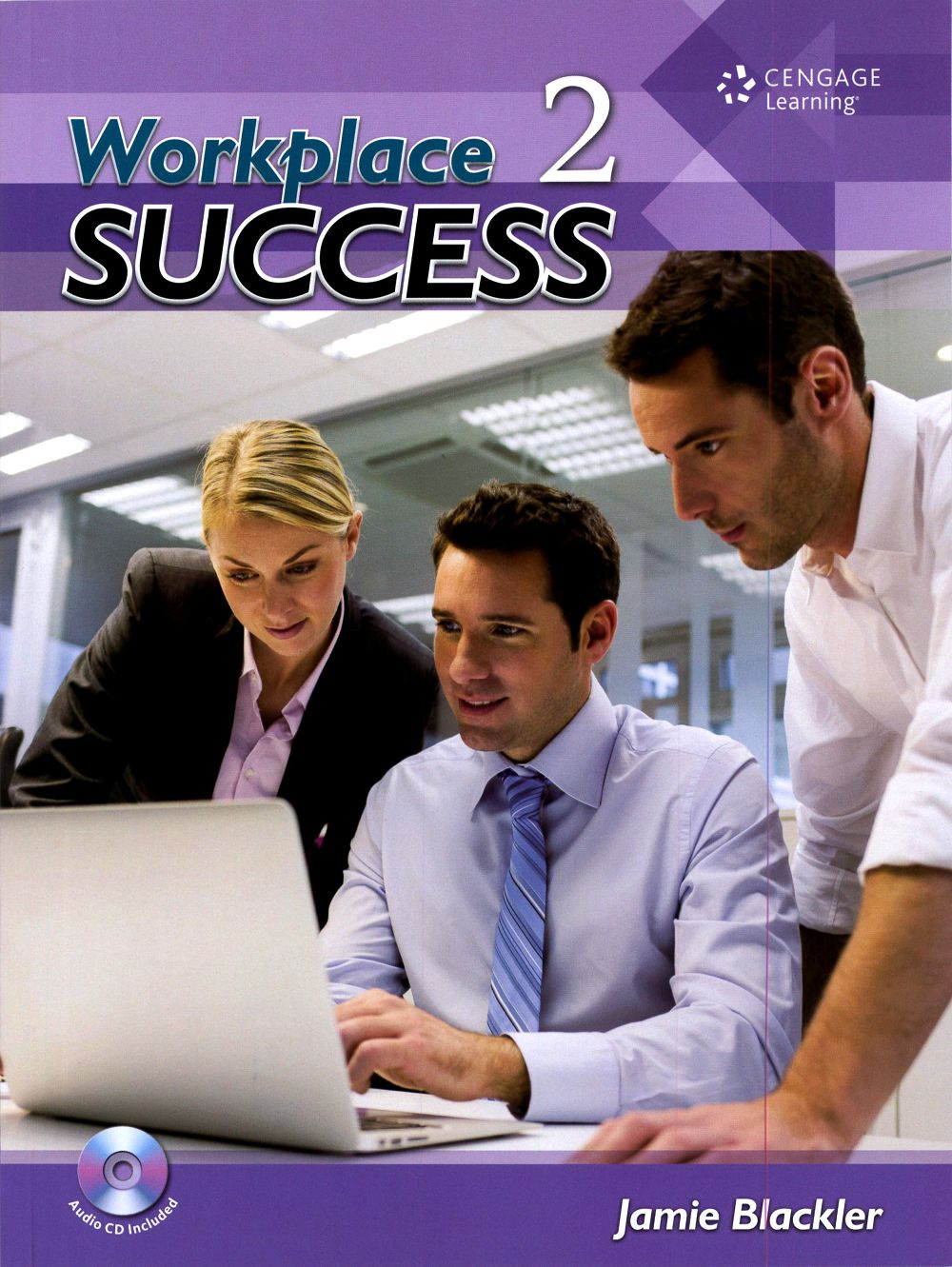 Workplace Success 2 with MP3 CD/1片