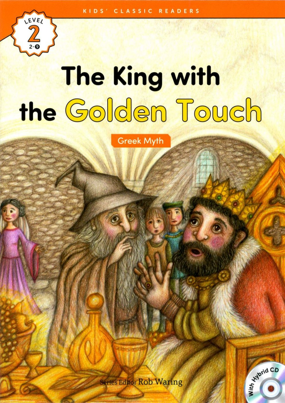 Kids' Classic Readers 2~9 The King with the G