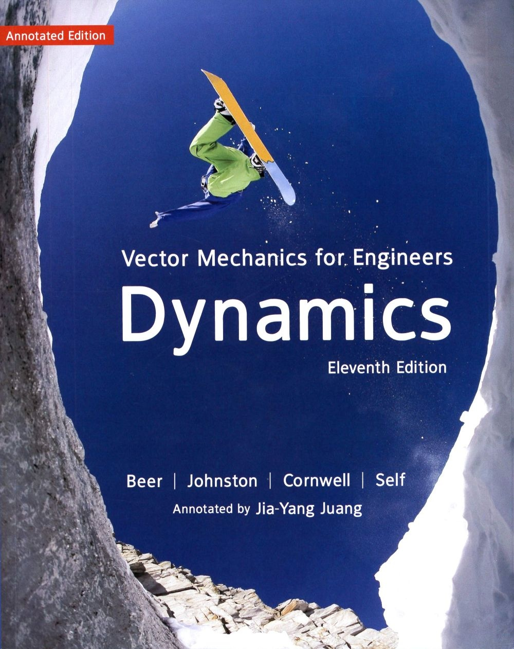 Vector Mechanics for Enginners:Dynamics 11/e 動力學導讀版
