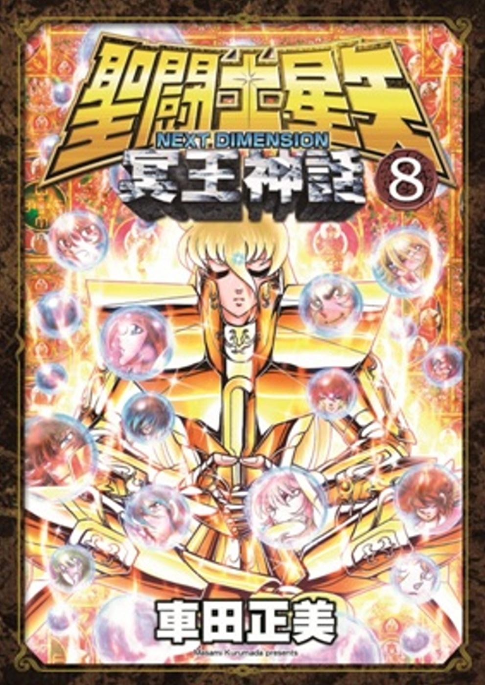 聖闘士星矢NEXT DIMENSION冥王神話^(08^)