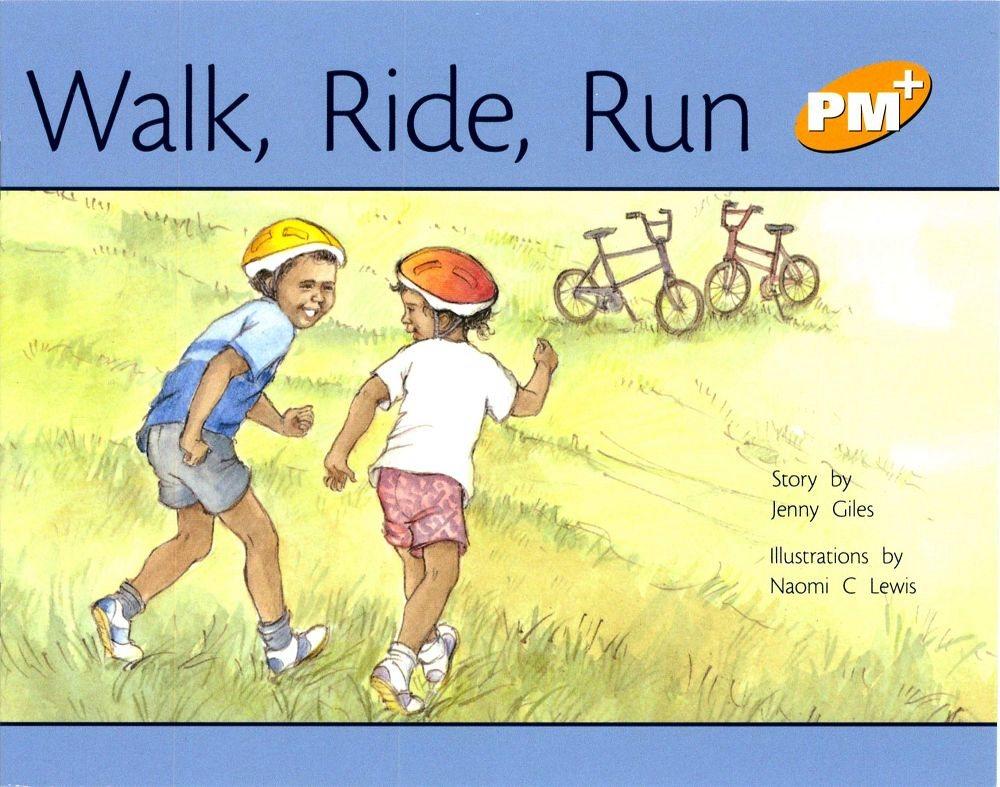 PM Plus Yellow ^(6^) Walk Ride Run