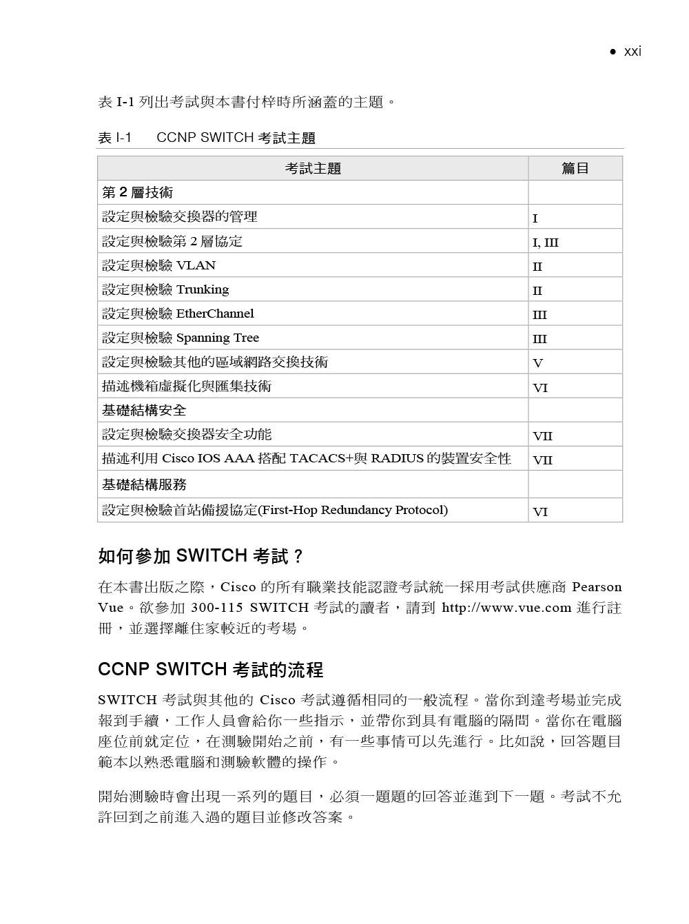 ◤博客來BOOKS◢ 暢銷書榜《推薦》CCNP Routing and Switching SWITCH 300-115專業認證手冊(附DVD一片)