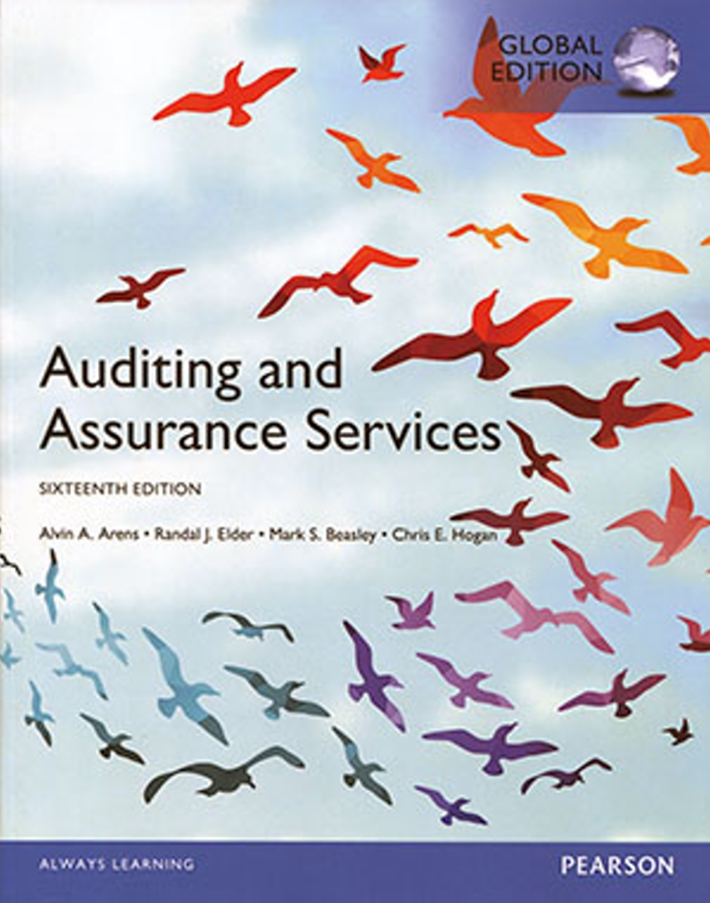 Auditing and Assurance Services (GE)(16版)