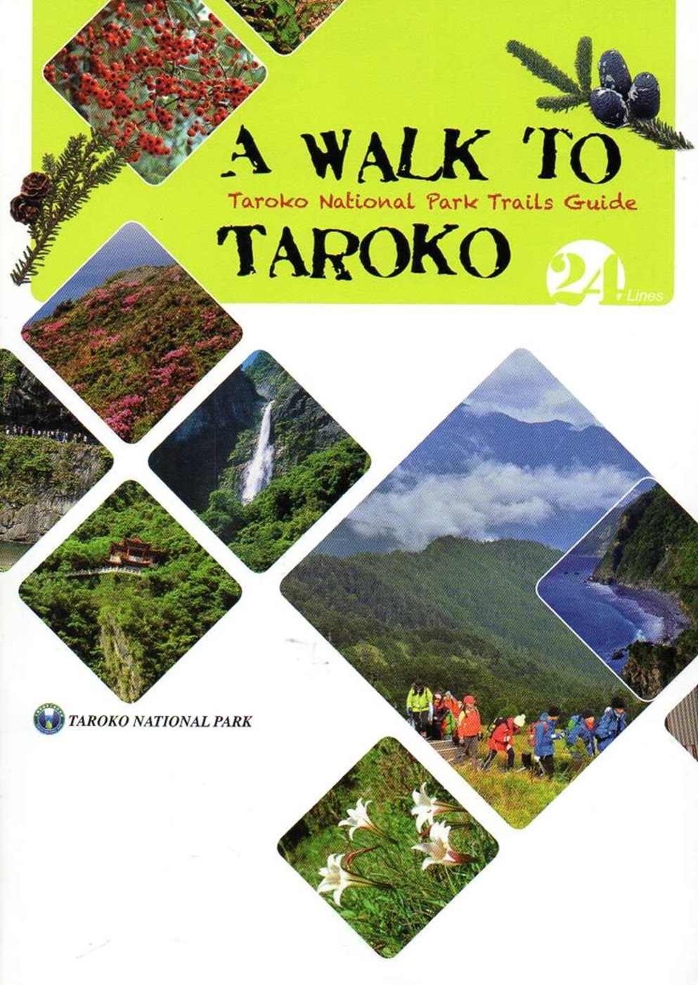 A WALK TO TAROKO ~ Taroko National Park Trail