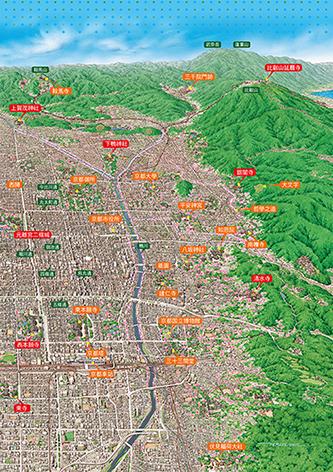 ◤博客來BOOKS◢ 暢銷書榜《推薦》放大鏡下的日本城市慢旅 京都圖鑑:當自己的最佳導遊!日本JTB出版社深度質感旅遊書系列,好評上市