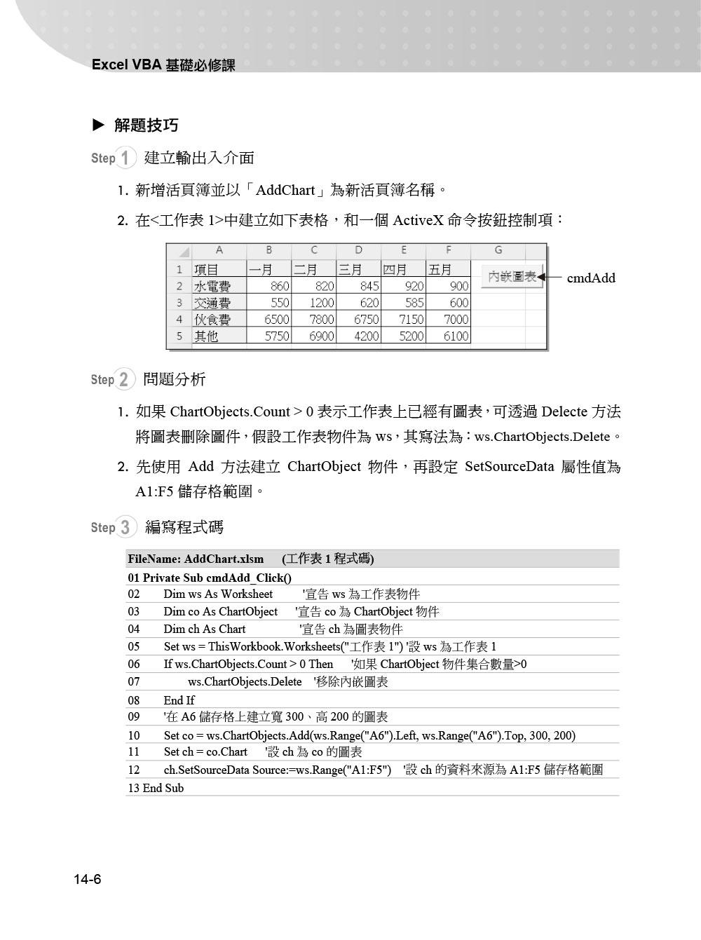 ◤博客來BOOKS◢ 暢銷書榜《推薦》Excel VBA基礎必修課:增量版(適用Excel 2016/2013/2010)