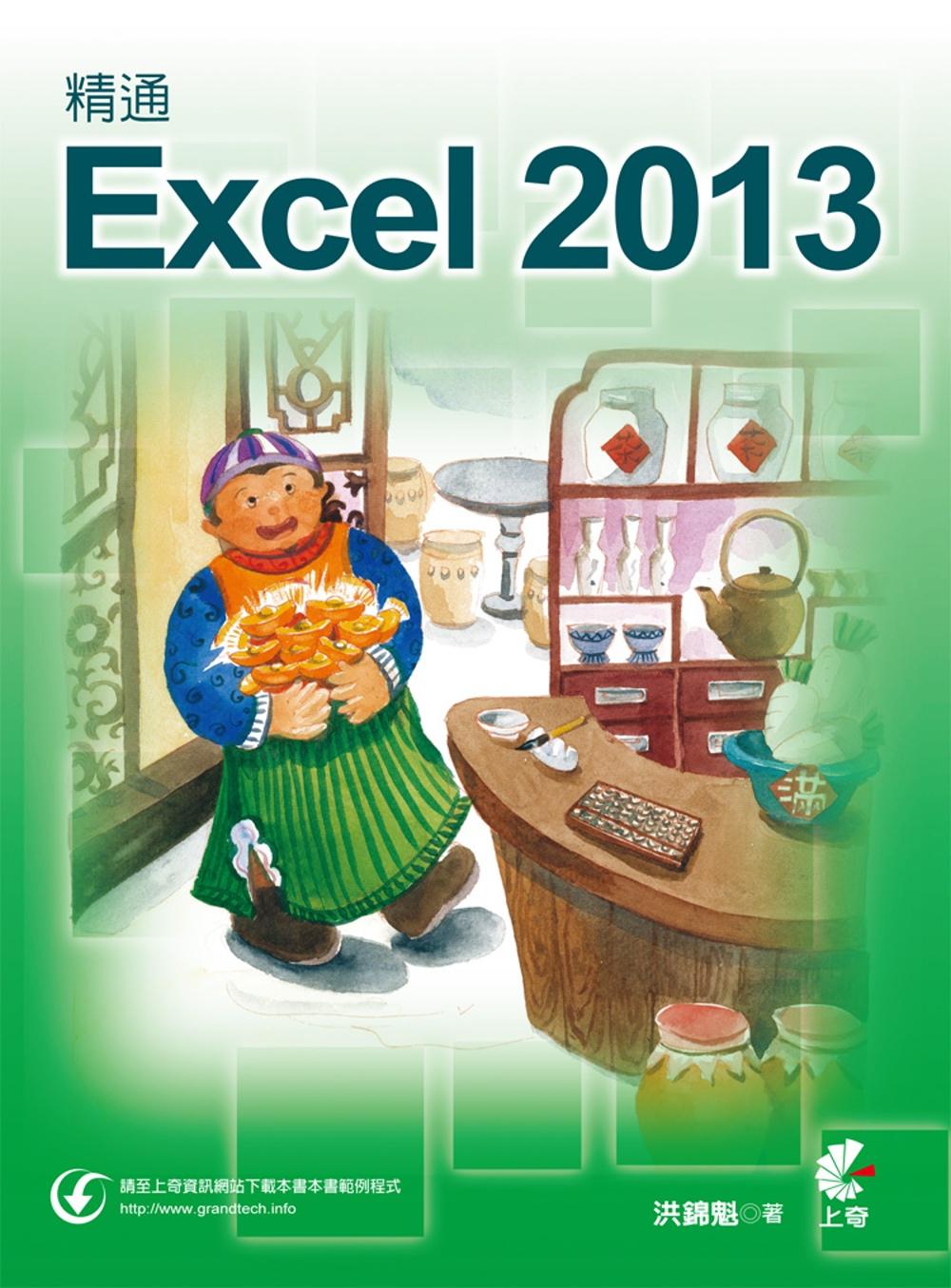 精通 Excel 2013