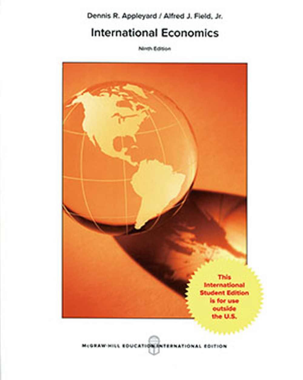 International Economics(9版)