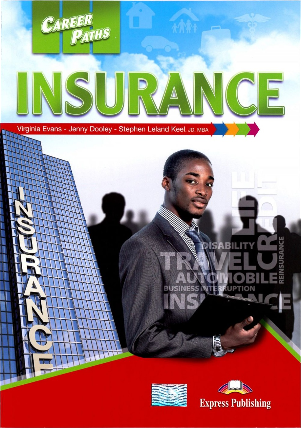Career Paths:Insurance Student's Book with Cross-Platform Application