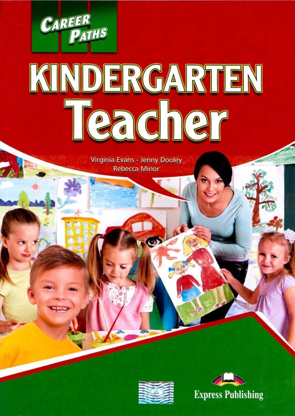Career Paths:Kindergarten Teacher Student's B