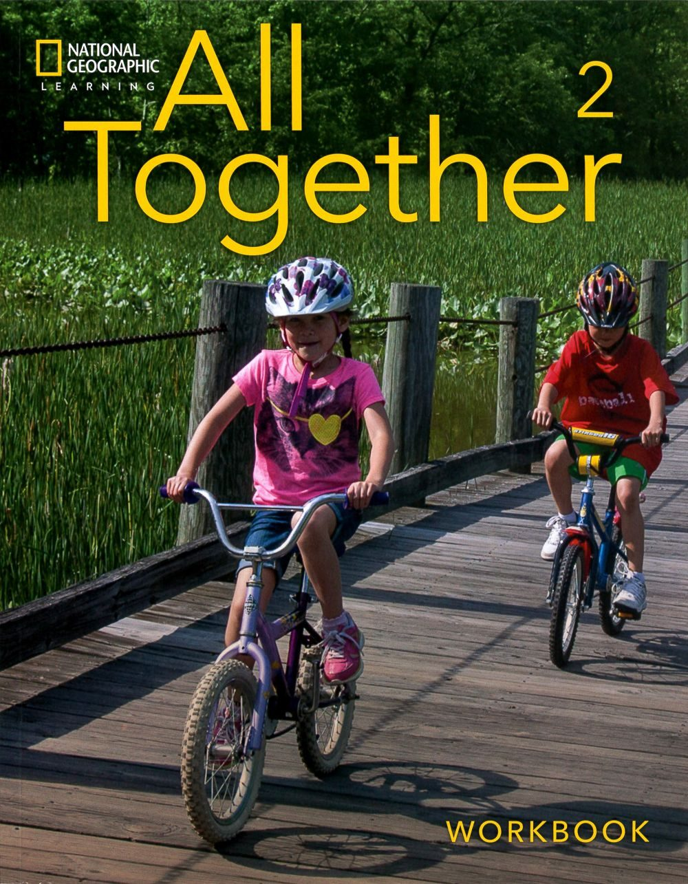 《All Together 2 Workbook with Audio CD/1片》 商品條碼,ISBN:9781473757592