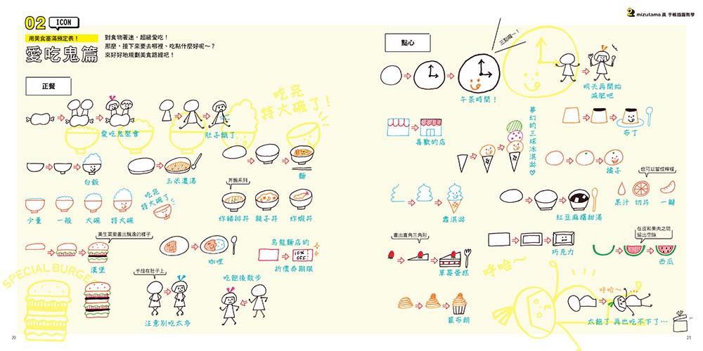 ◤博客來BOOKS◢ 暢銷書榜《推薦》mizutama的手帳插畫教學課:就是要成為100倍的可愛