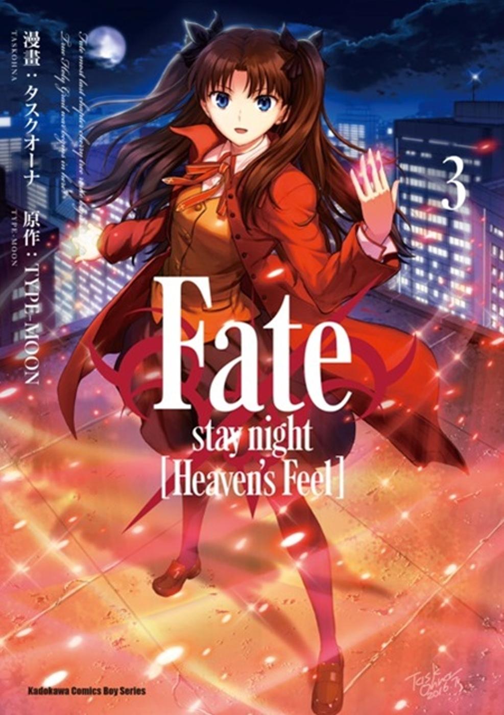 Fate/stay night [Heaven's Feel] (3)