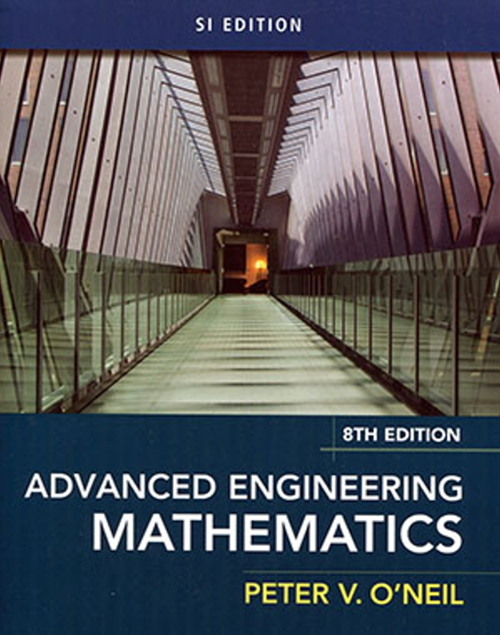 Advanced Engineering Mathematics(SI Edition)(8版)