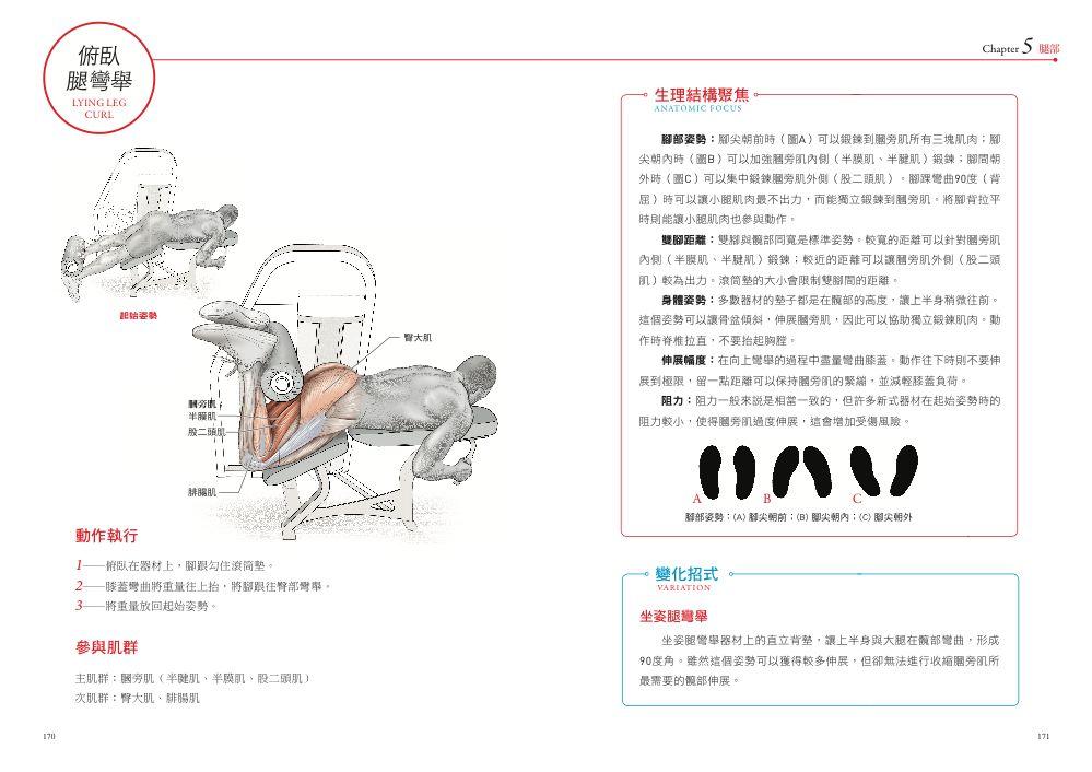 ◤博客來BOOKS◢ 暢銷書榜《推薦》健美鍛鍊解剖書