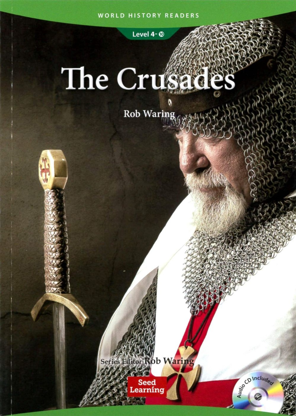 World History Readers  4  The Crusades with A