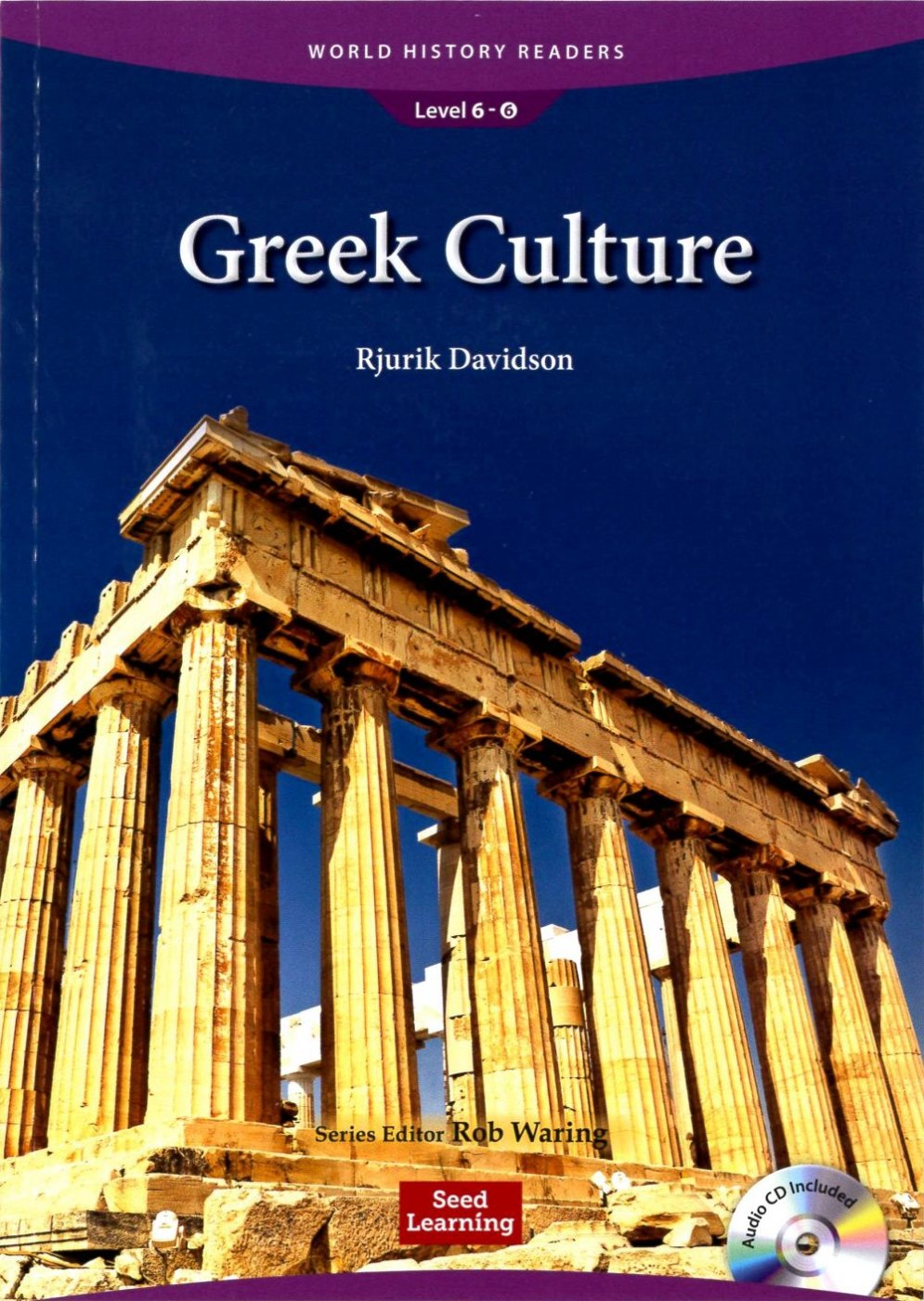 World History Readers  6  Greek Culture with