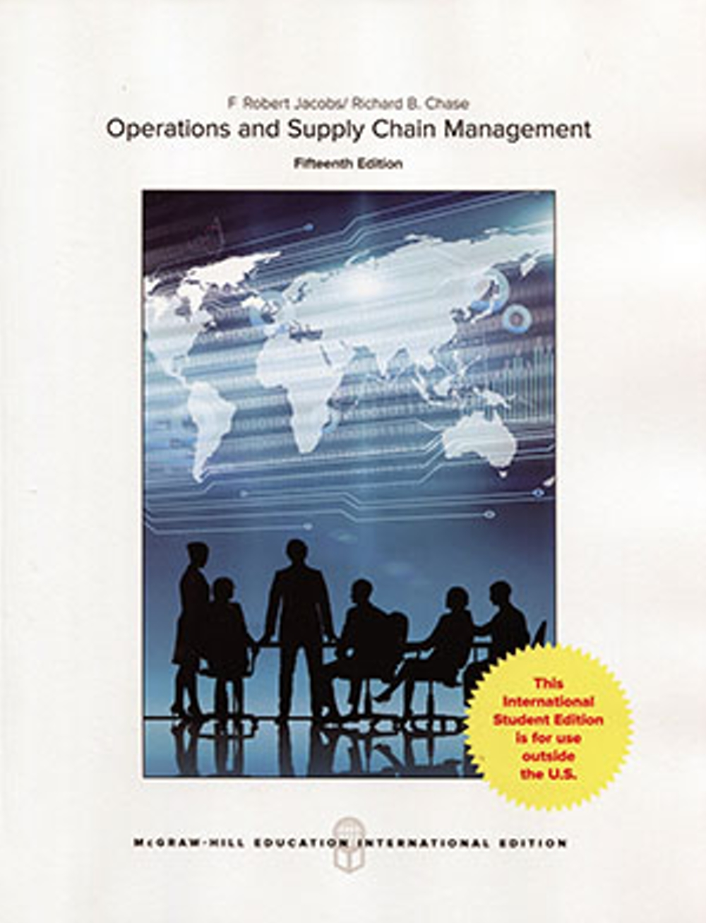 Operations and Supply Chain Management(15版)