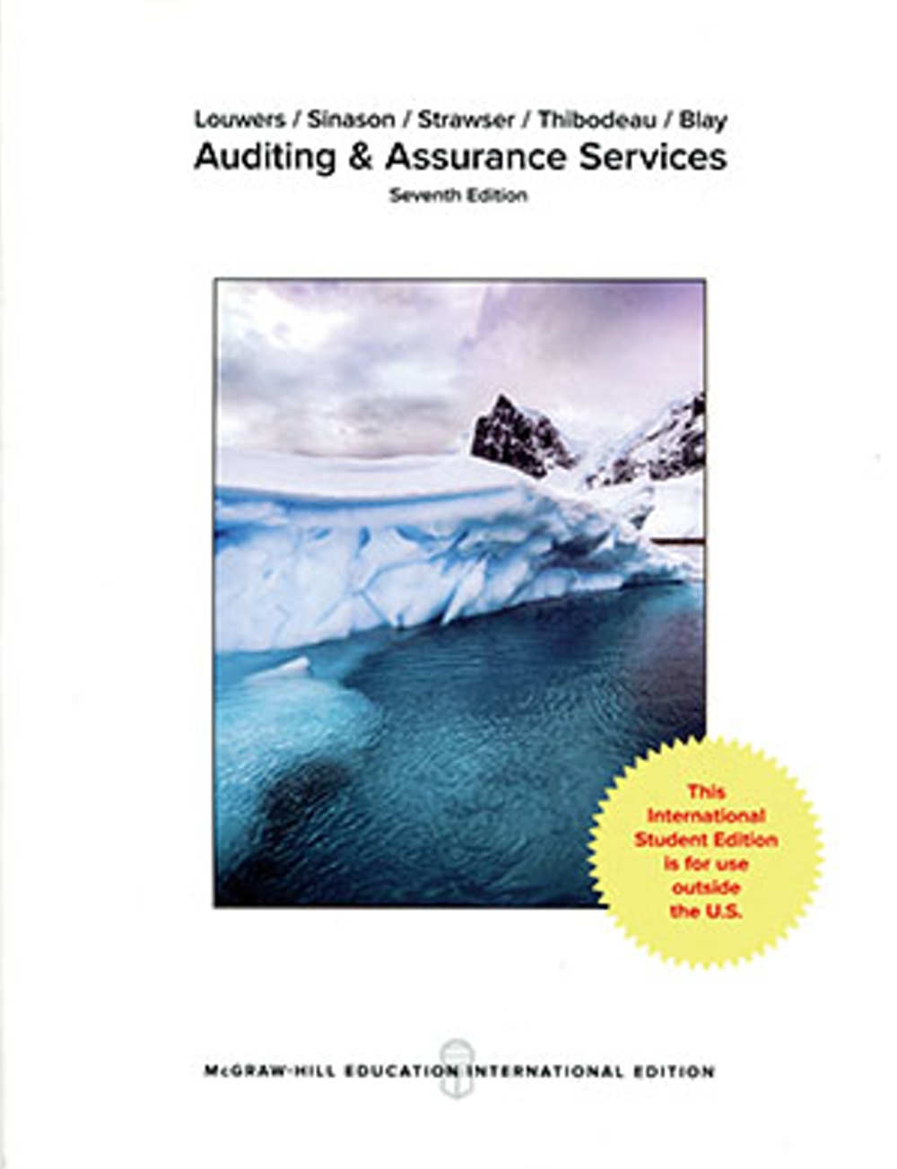 Auditing and Assurance Services(7版)
