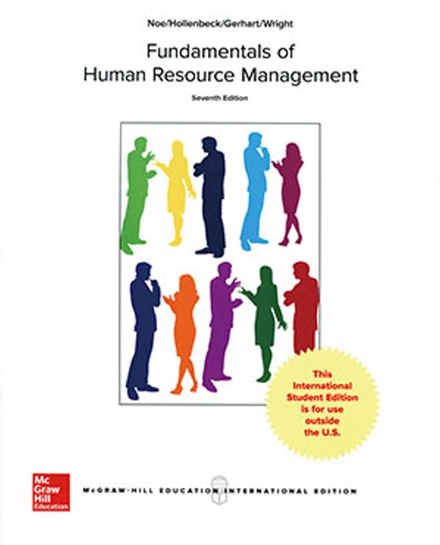 Fundamentals of Human Resource Management(7版)