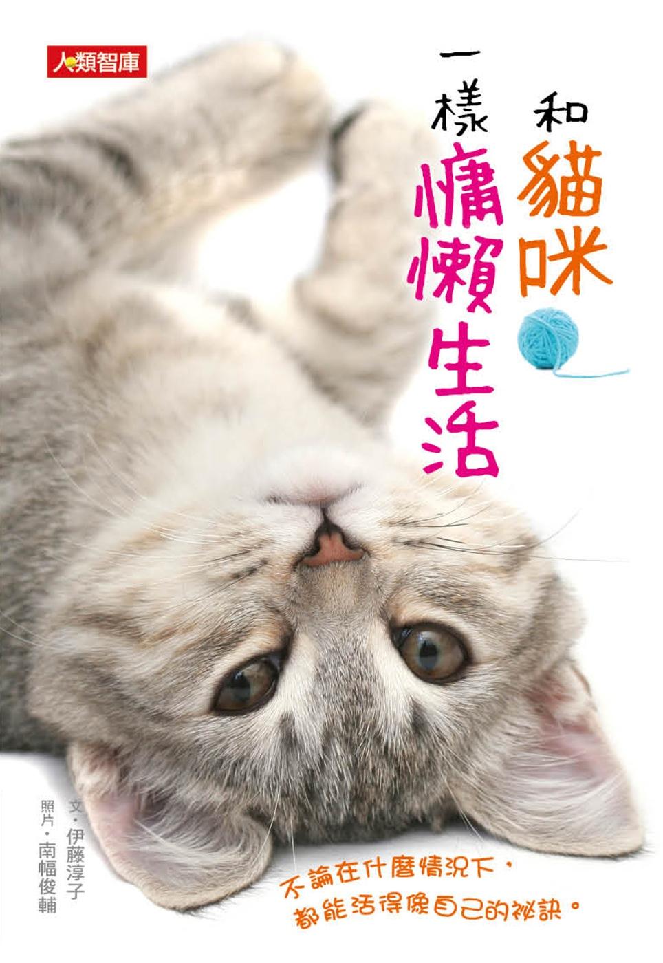 和貓咪一樣慵懶生活