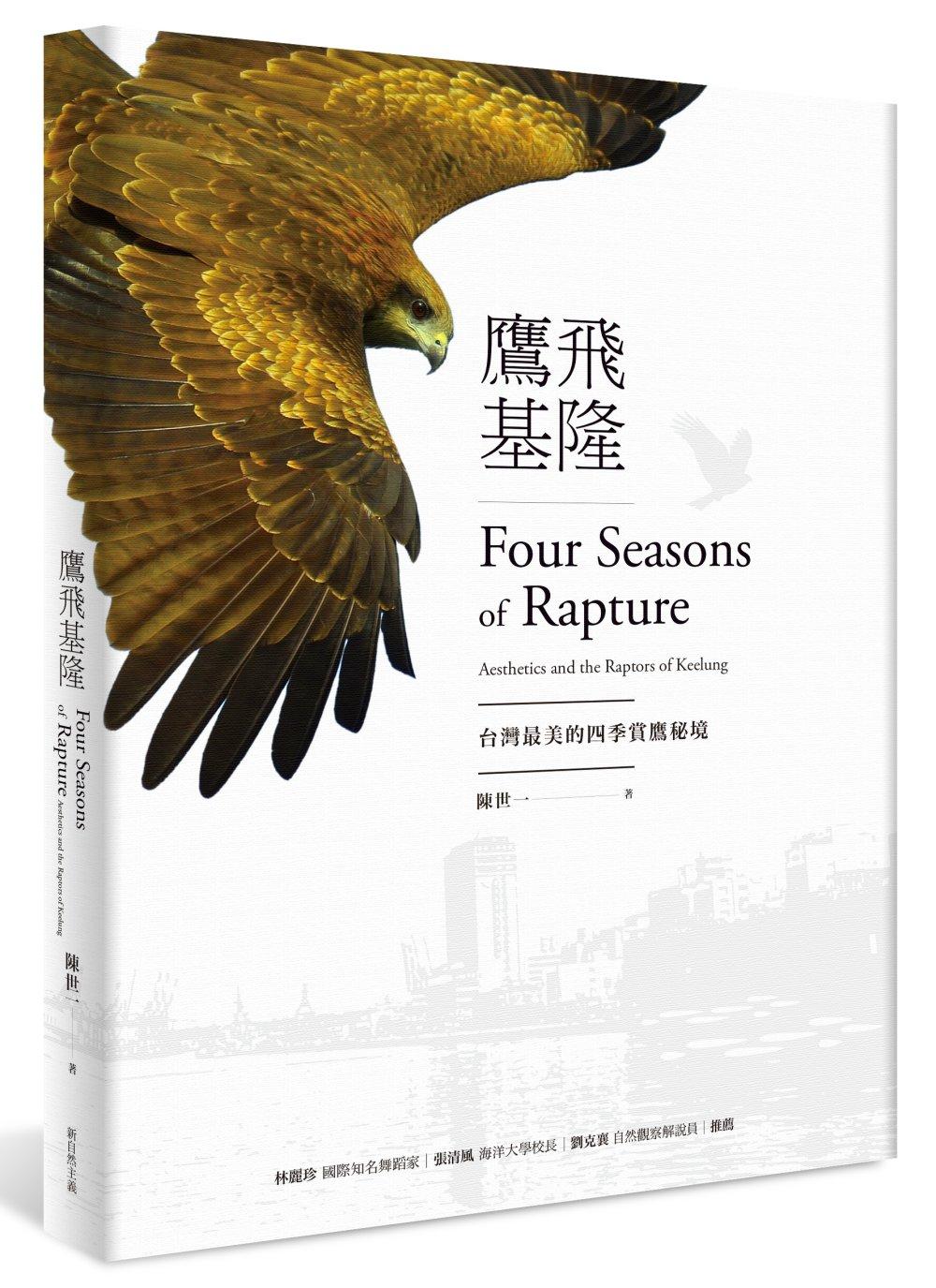 鷹飛基隆:台灣最美的四季賞鷹秘境