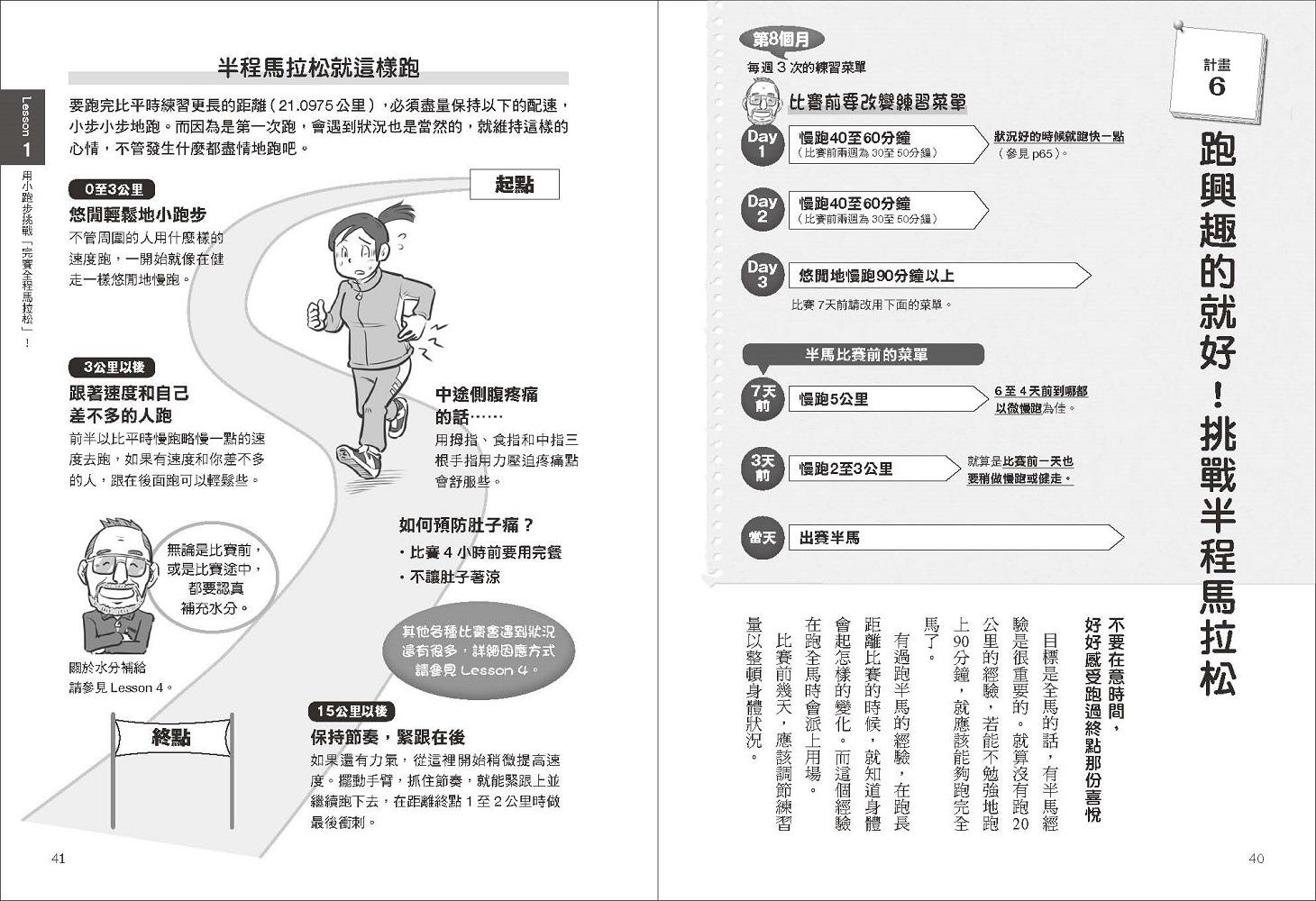 ◤博客來BOOKS◢ 暢銷書榜《推薦》秒懂馬拉松入門:零門檻!最適合路跑新手挑戰全馬的完全圖解教練書