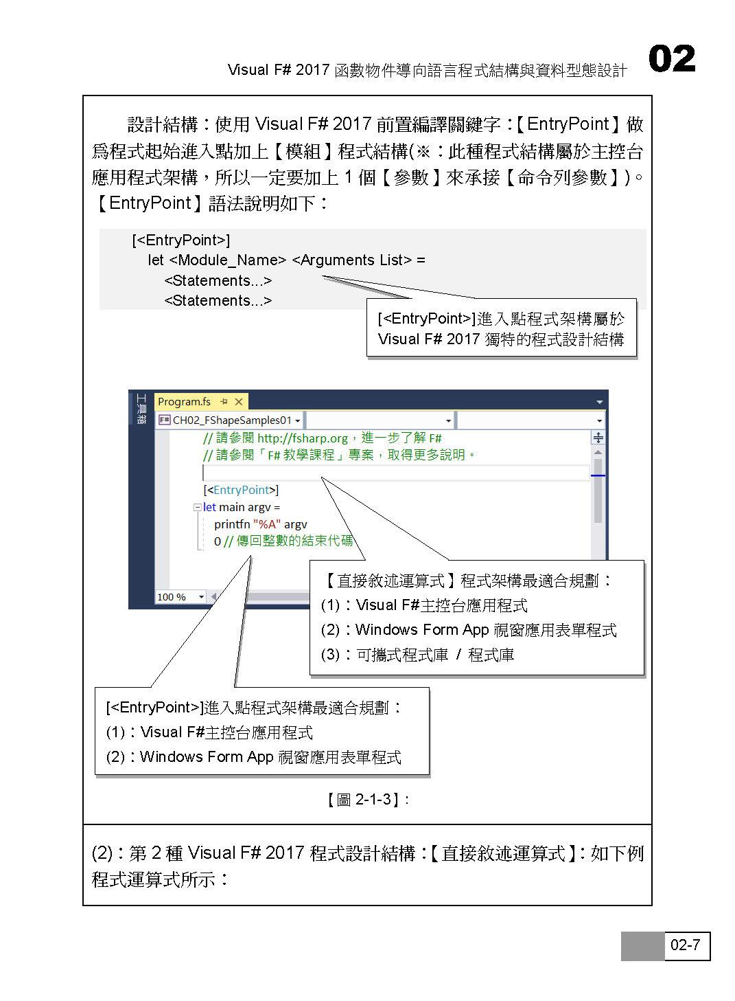 ◤博客來BOOKS◢ 暢銷書榜《推薦》Visual F# 2017 技術開發經典(附綠色範例檔)