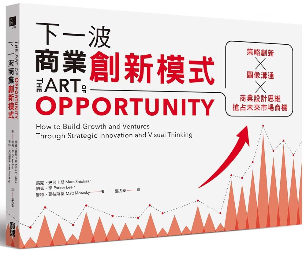 下一波商業創新模式:圖像溝通 × 策略創新 × 商業設計思維,搶占未來市場商機
