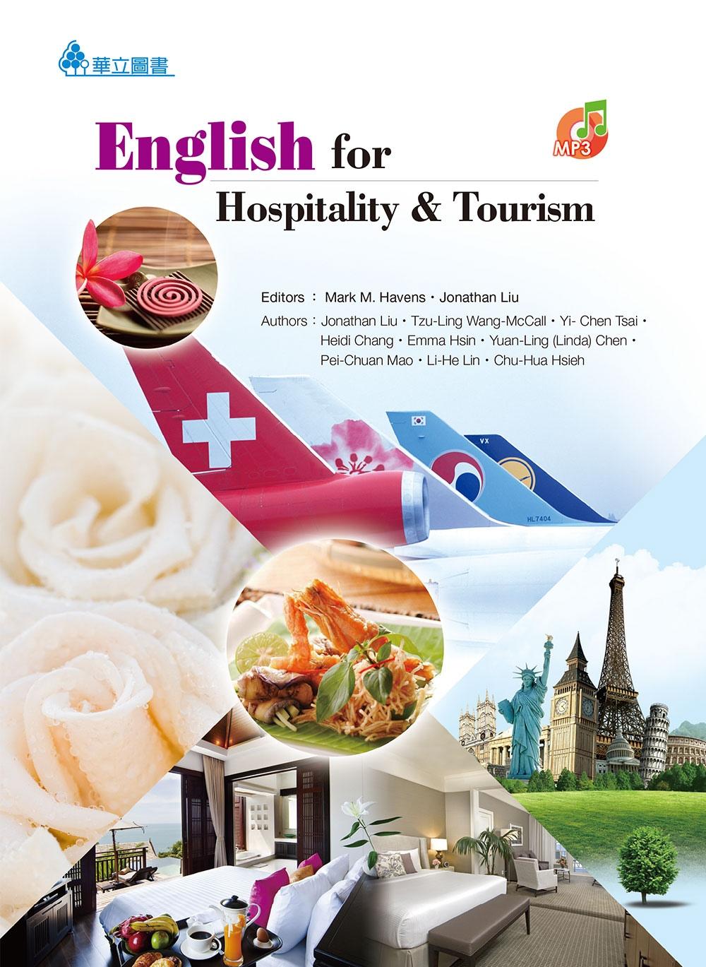 English for Hospitality & Tourism
